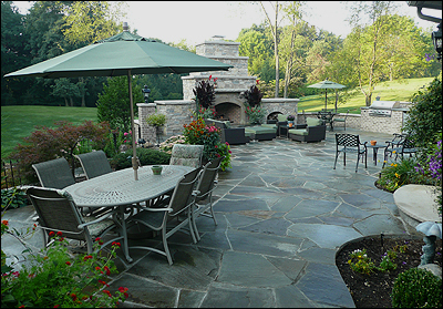 Providers of natural PA bluestone